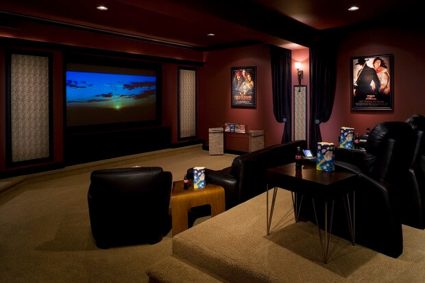 5 Must Haves For Creating The Ultimate Basement Home Theater