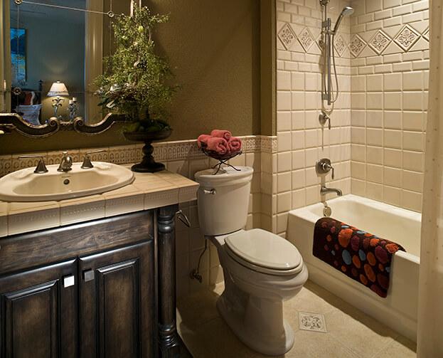Fall Bathroom- Rug
