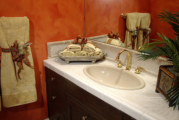 Fall Bathroom-Color