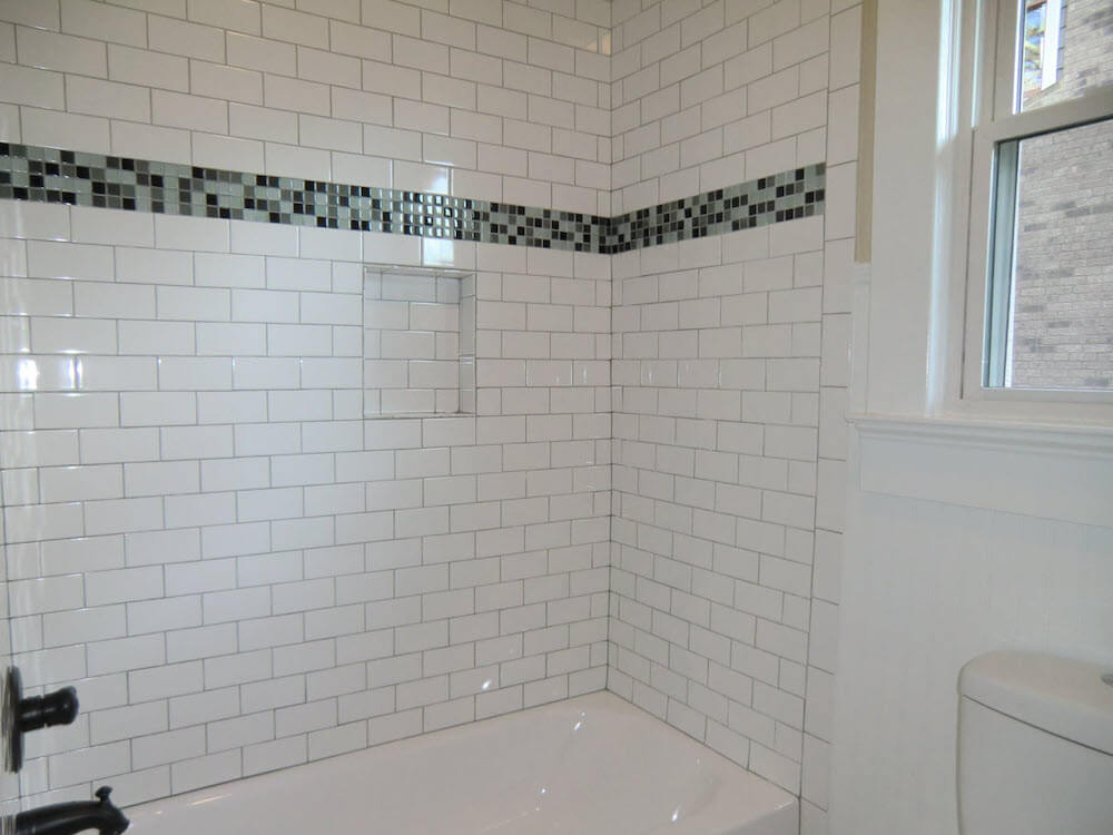 Bathroom Tiles Repair - Interior Design