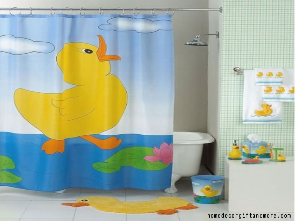 Kids Bathroom Themes