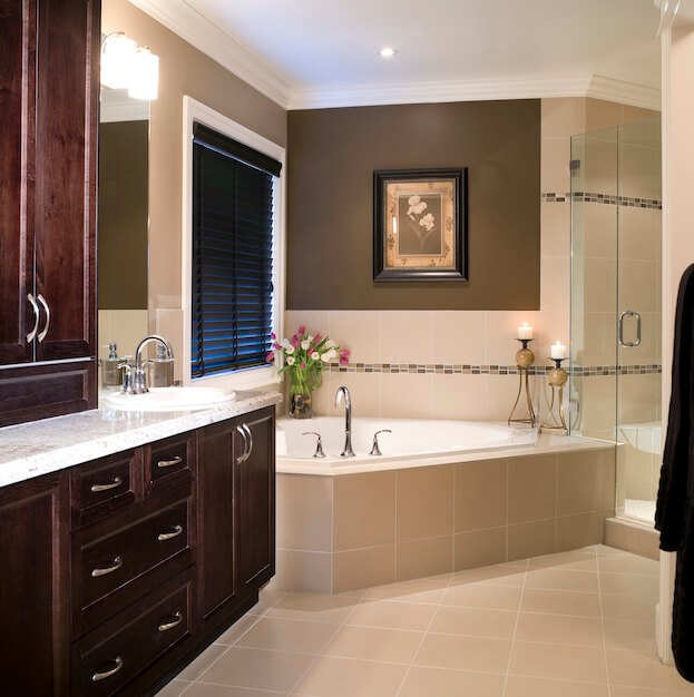 8 large bathroom designs to copy bathroom design for Big bathroom ideas