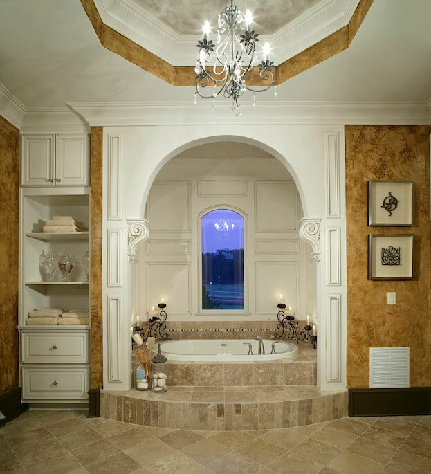 8 Large Bathroom Designs To Copy