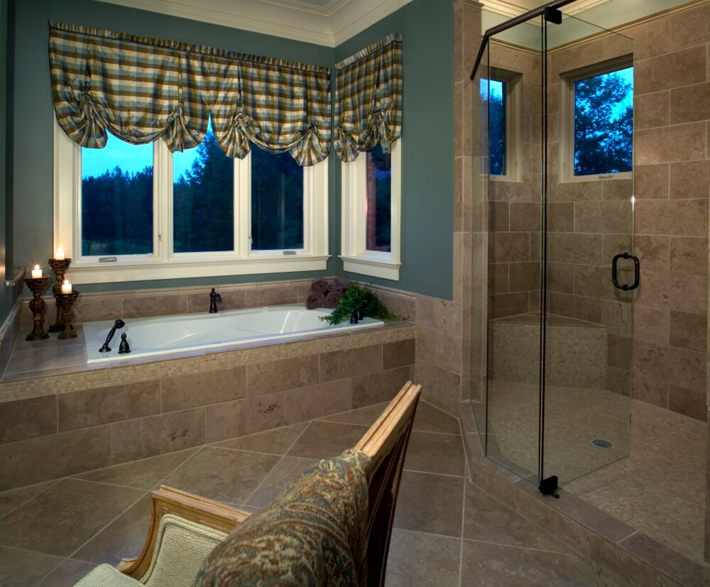 Luxury Bathroom Bathtub