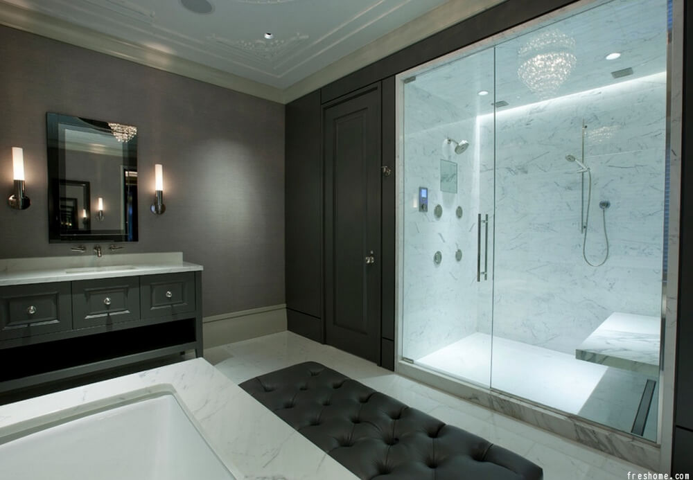 Luxury Bathroom Shower