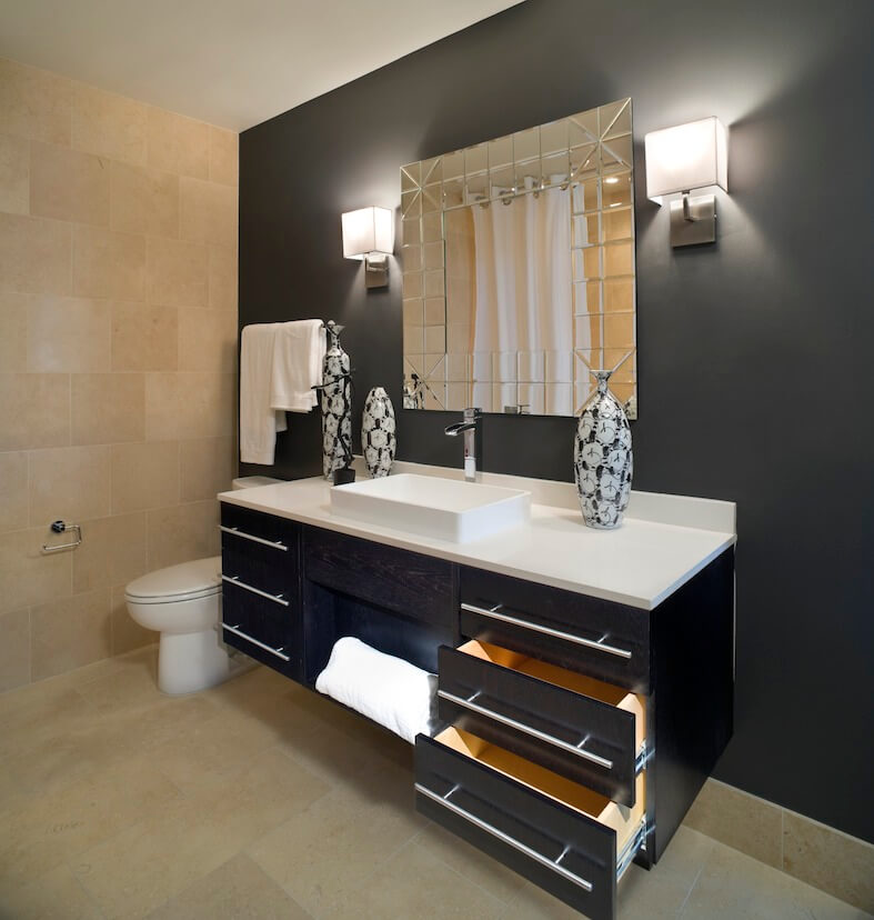 modern bathrooms - Bathroom Renovation Designs