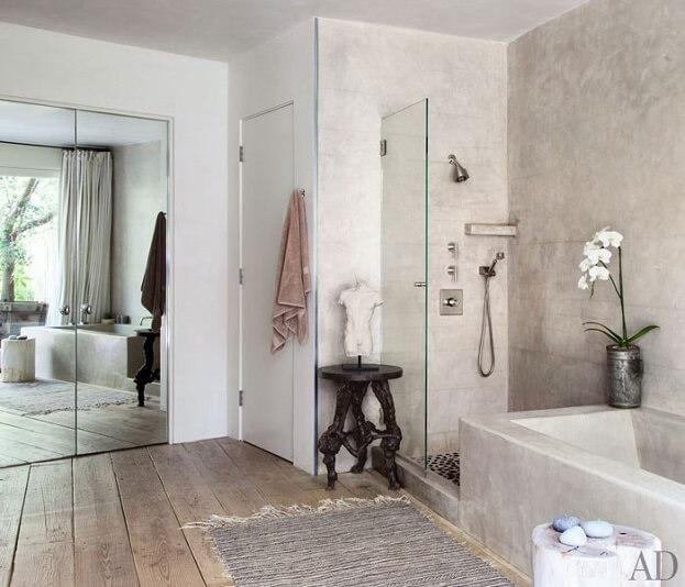 Patrick Dempsey Bathroom