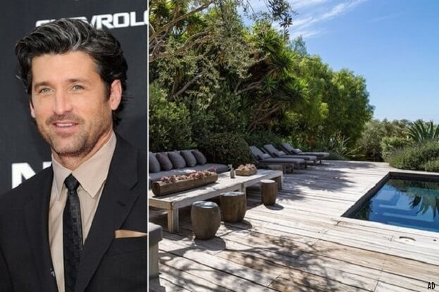 Patrick Dempsey's Home