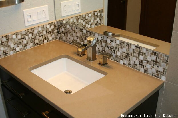 Quartz. 2016 Bathroom Countertop Trends   Remodel
