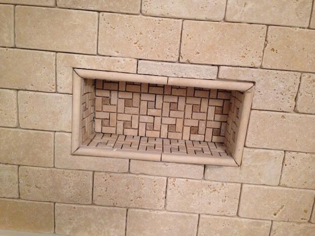 Regrout Shower Tile