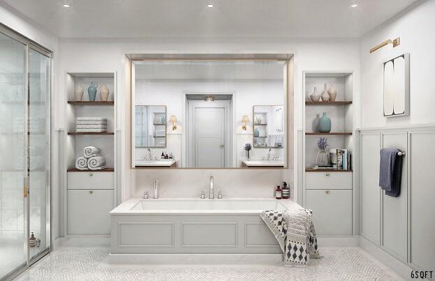 Sarah Jessica Parker Bathroom