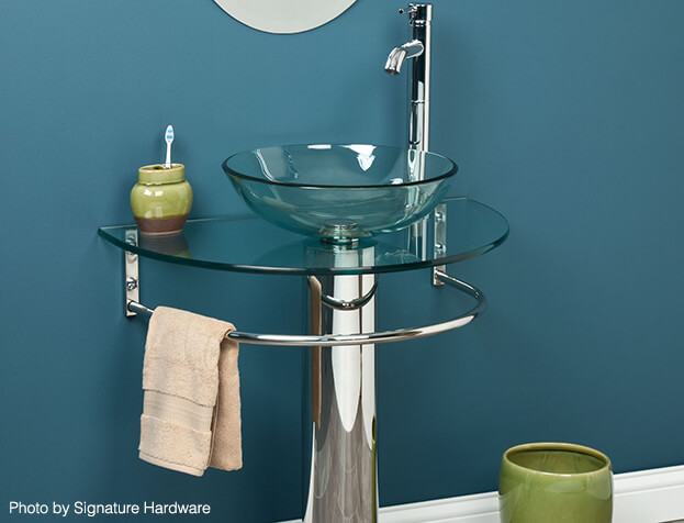 Interesting Ideas Small Sinks Plain Innovative Bathroom Sink