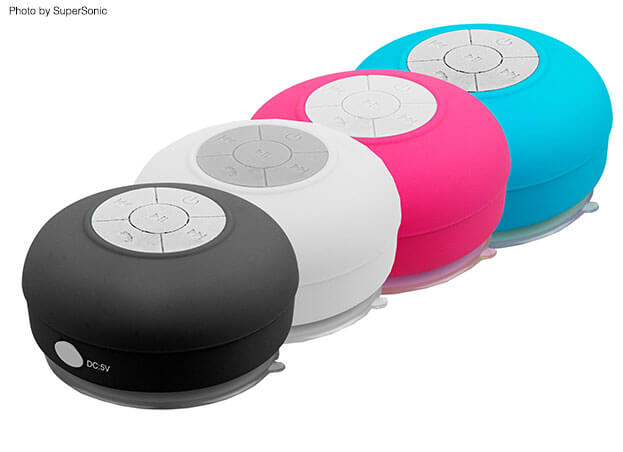 Spa bath-bluetooth speaker
