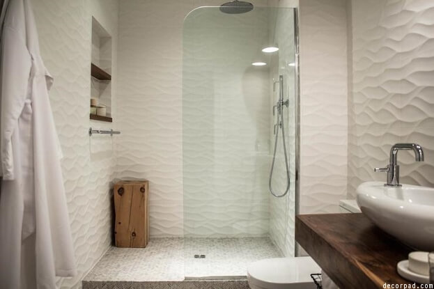 Three Dimensional Tile