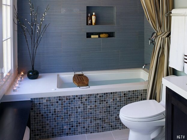 Tile A Bathtub