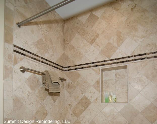 add shower bar