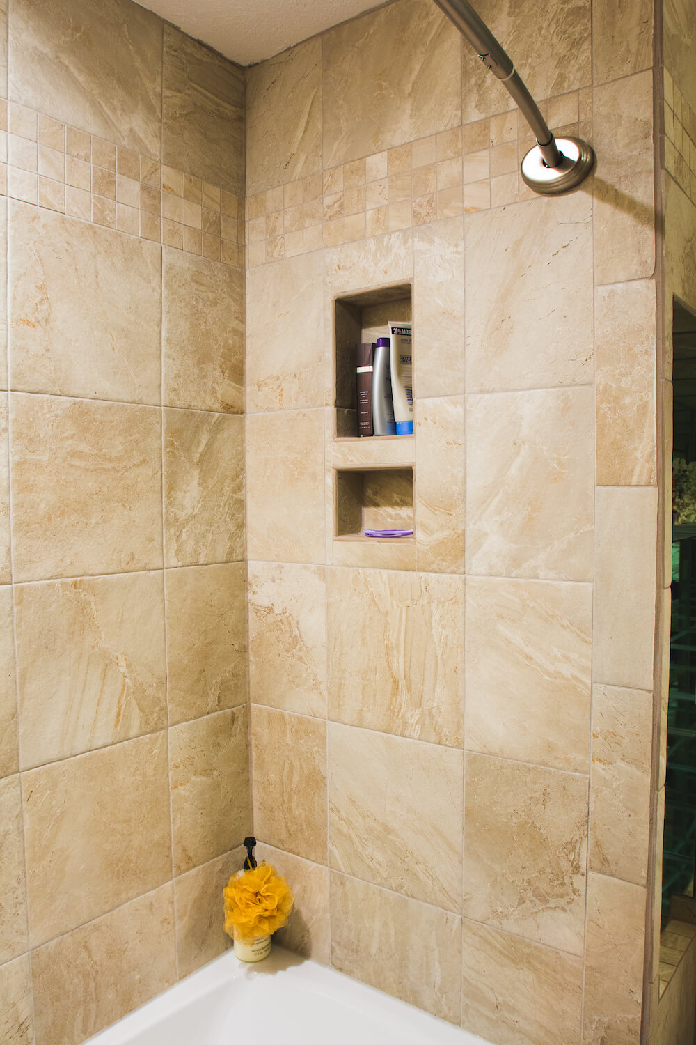 tile shower cost per square foot 2017 cost to tile a shower how much