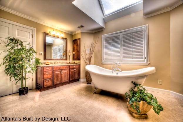 Claw Foot Tub  5  Add the shower  How To Add A Shower To A Freestanding Tub   Claw Foot Tubs. Add Shower To Clawfoot Tub. Home Design Ideas