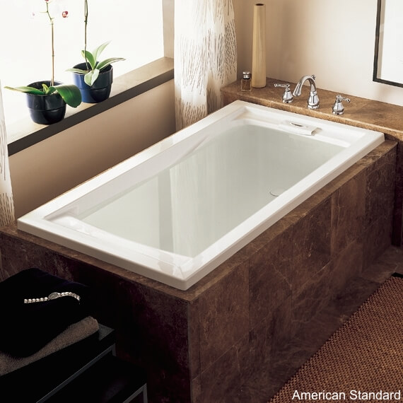 8 soaker tubs designed for small bathrooms small bath for Best acrylic tub