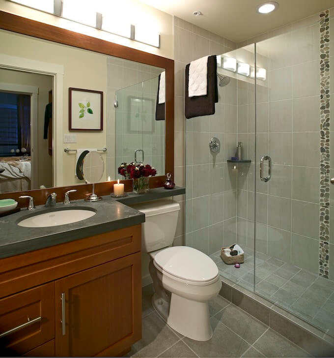 Bathroom Ideas Replace Tub With Shower : Shower door installation cost replace