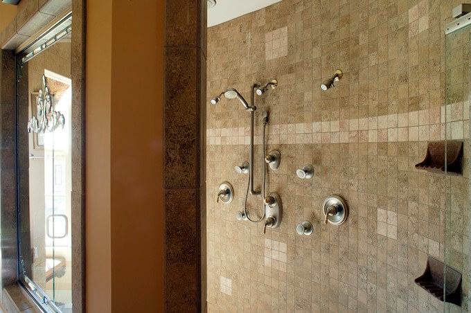 Shower Head Cost Factors