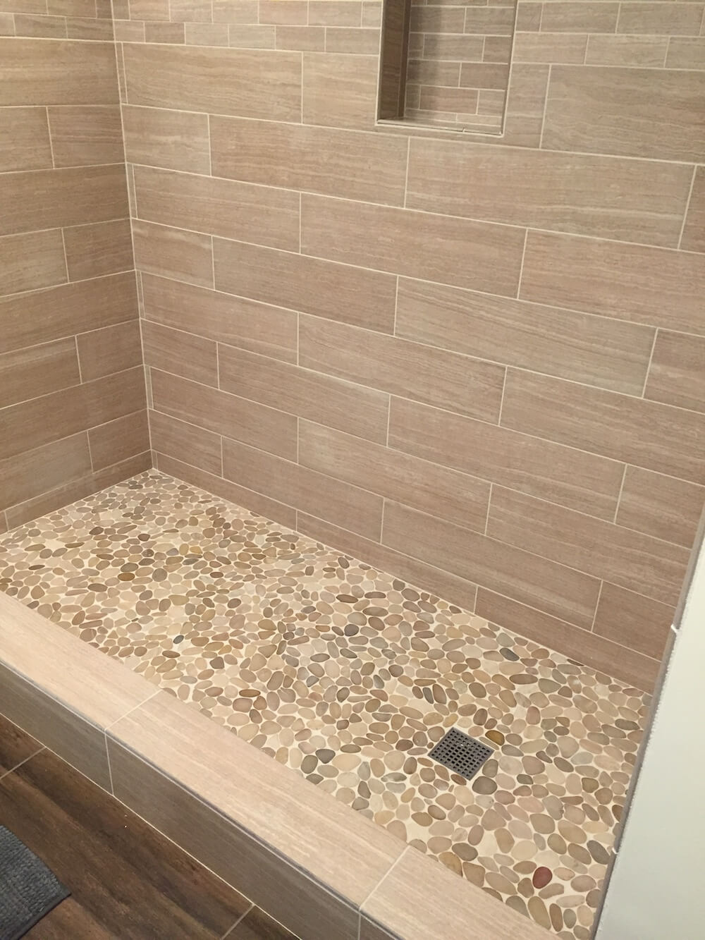 2017 cost to tile a shower how much to tile a shower for Carrelage 32x32
