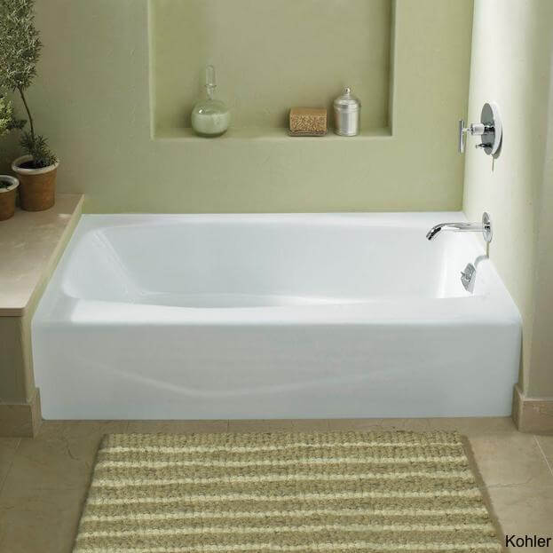 8 Soaker Tubs Designed for Small Bathrooms – Bathtubs for Small Bathrooms