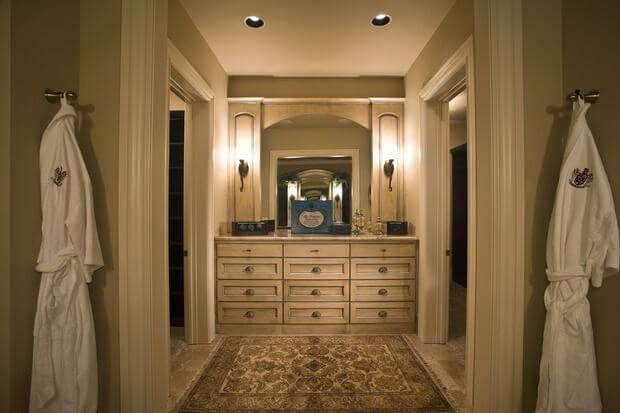 Large Vanity Bathroom