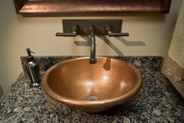 bathroom countertop trends you must know, Bathroom decor