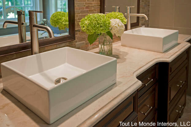 Soapstone Bathroom Countertops