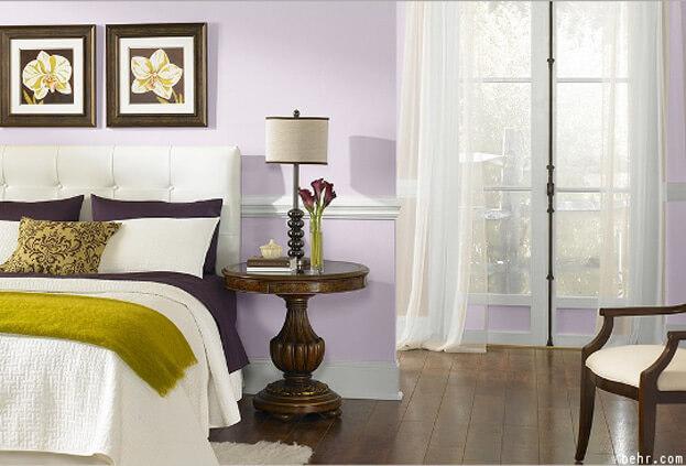 Classic Bedroom Behr