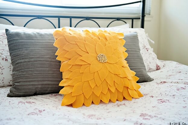 DIY Throw Pillow