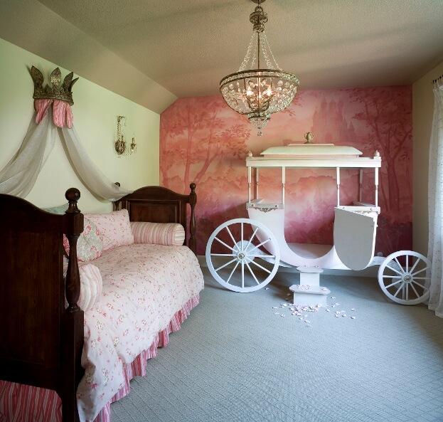 Princess Girls Room