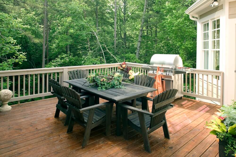 2017 porch and deck prices how much does a deck cost