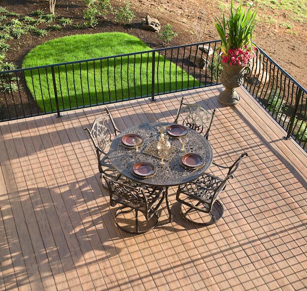 deck materials - Patio Materials