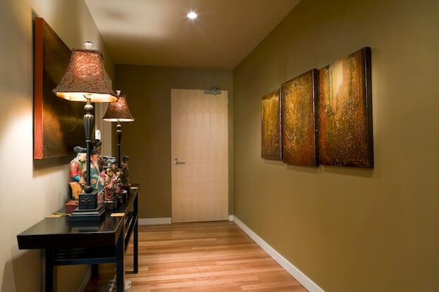 Painting Hallways cost of professional interior house painting - house interior
