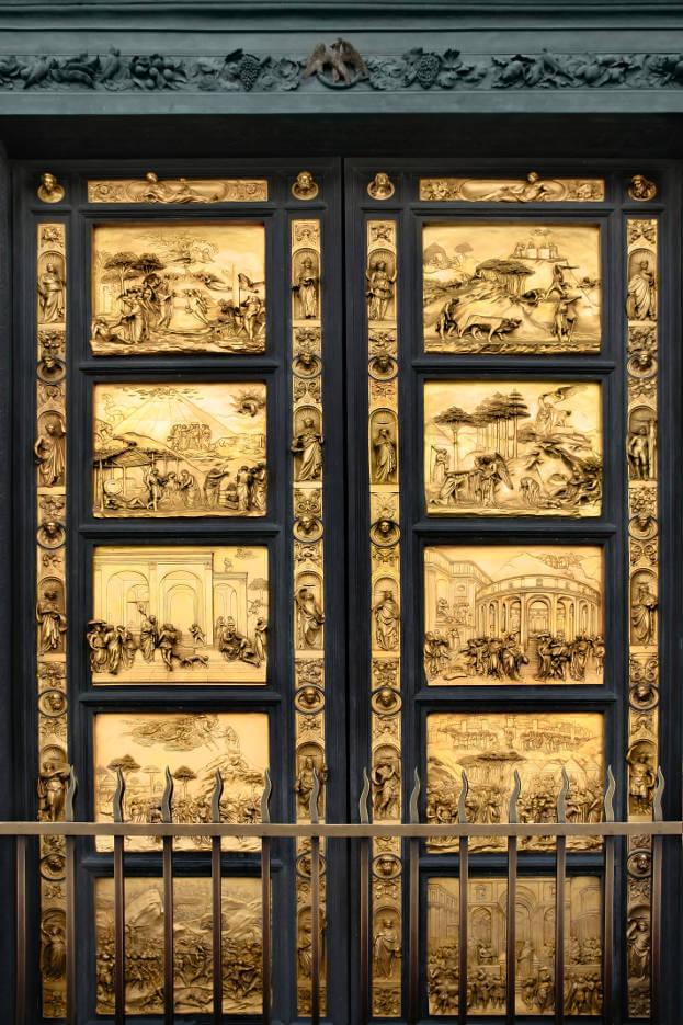 Florance Baptistery Doors