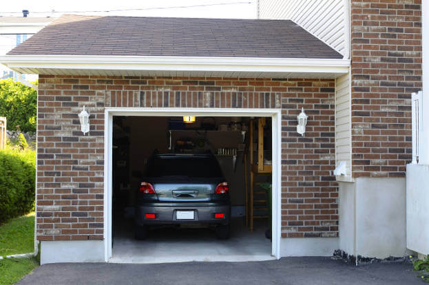 Open Your Garage Before You Start Your Car
