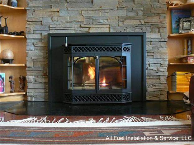 Wood Burning Fireplace Insert - Wood Burning Fireplace Insert Wood Fireplace