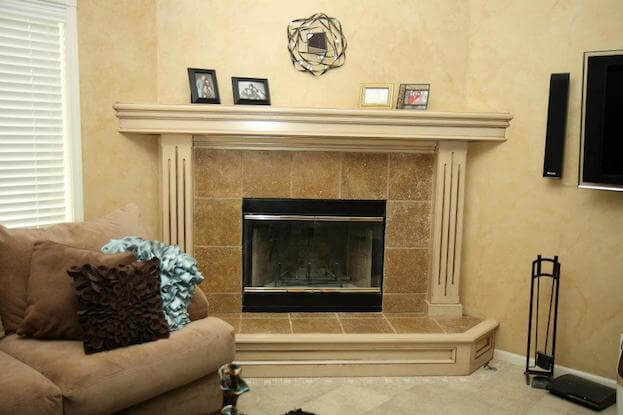 Wood Burning Fireplace Insert Wood Fireplace