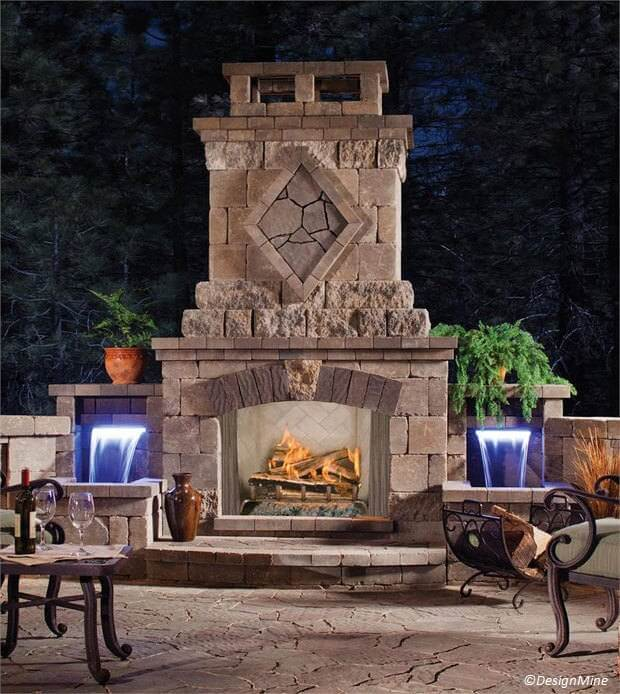 3 Ways To Warm Up Your Outdoor Events Fireplace Costs