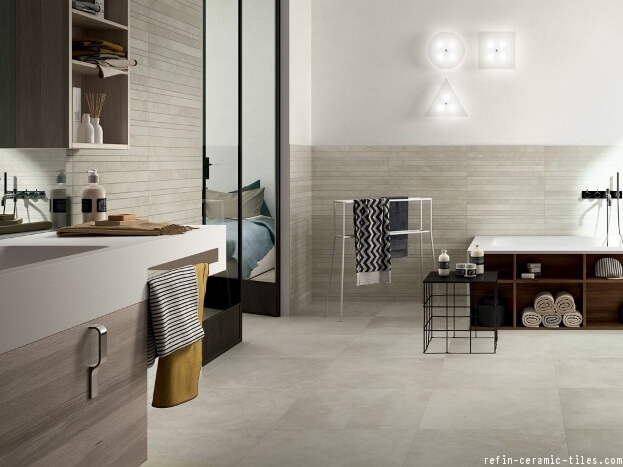 High Quality Bathroom Flooring Trends