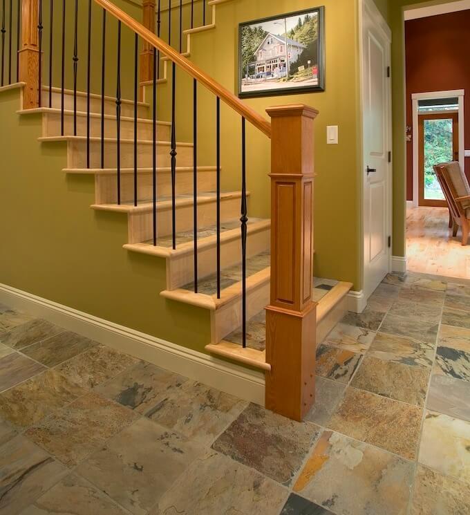 Advantages Of Slate Tile Flooring