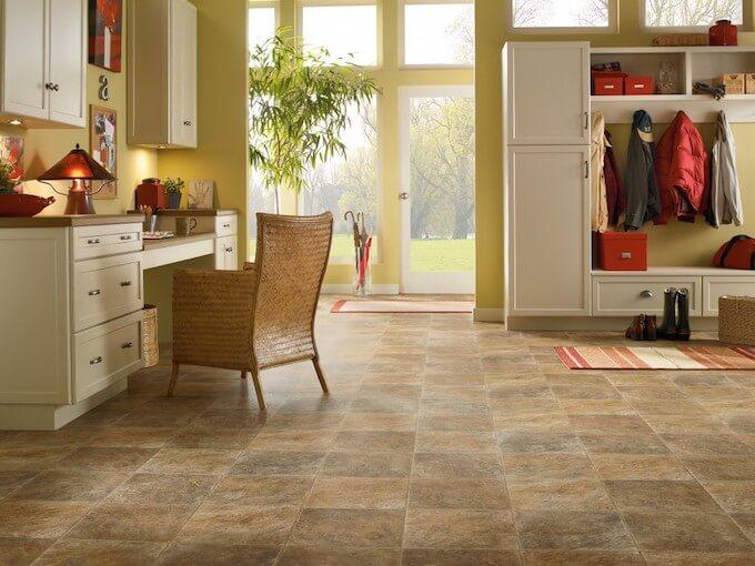 2017 Linoleum Flooring Cost Cost To Install Vinyl Flooring