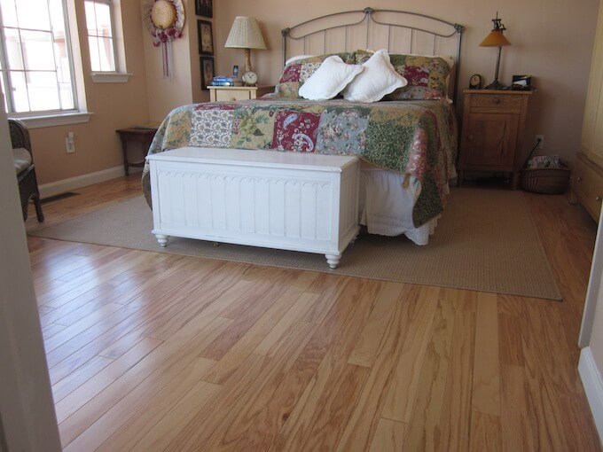 2017 prefinished hardwood flooring installation cost for Hardwood flooring prefinished vs unfinished