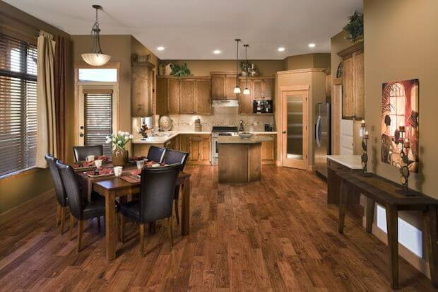 Solid Hardwood Floors - The Hardwood Flooring Dilemma: Laminate, Solid Or Engineered