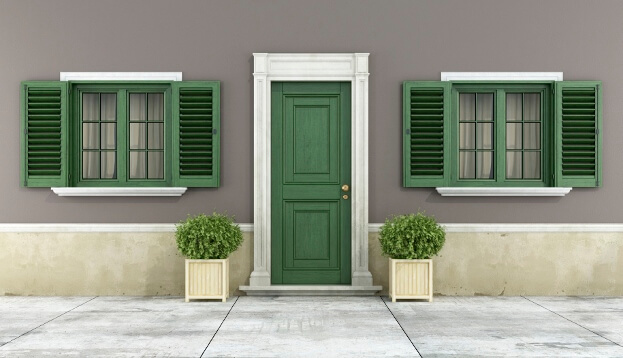 Bright Exterior Paint Colors
