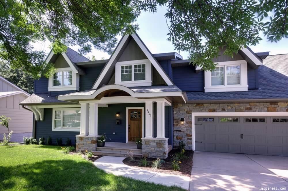 Top Exterior Home Color Schemes