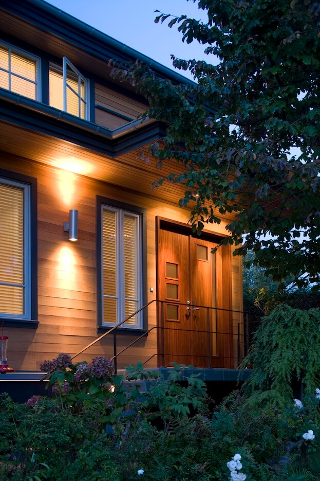 Home siding options wood siding vinyl siding for Home exterior options