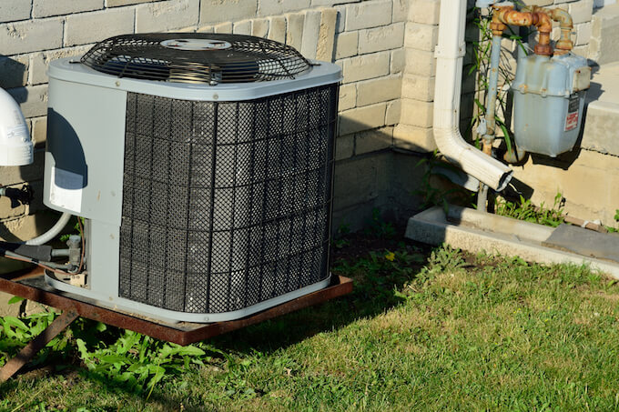 How much to install central air conditioning